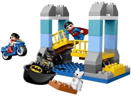 LEGO DUPLO Super Heroes-Batmans 10599