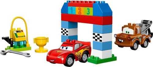LEGO DUPLO Cars Disney Pixar Biler 10600