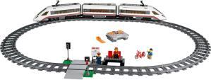 LEGO City Trains Høyhastighetstog 60051