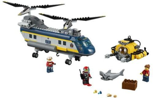 LEGO City Deep Sea Explorers 60093