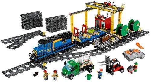 LEGO City Trains Godstog 60052