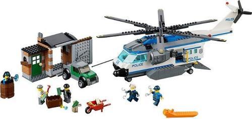 LEGO City Politi Helikopterspaning 60046
