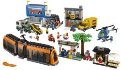 LEGO City Town Torget 60097