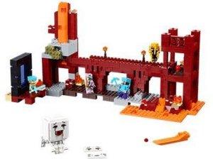 LEGO Minecraft The Nether Borg 21122