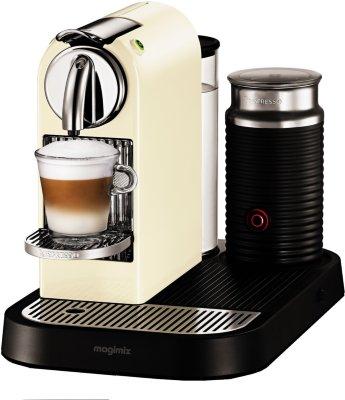 Nespresso CitiZ & Milk D121