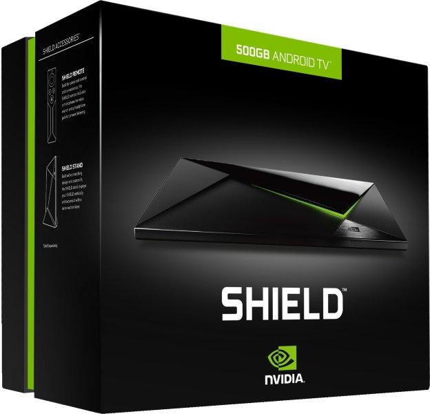 Nvidia Shield TV Pro 500GB (2015)