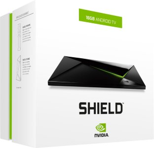 Nvidia Shield TV 16GB + Kontroller