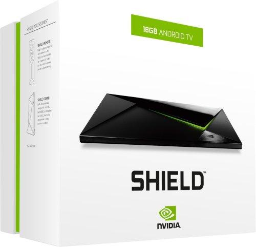 Nvidia Shield TV 16GB + Kontroller