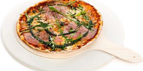 Den perfekte pizzaen!