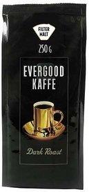 Evergood Dark Roast filtermalt 250g
