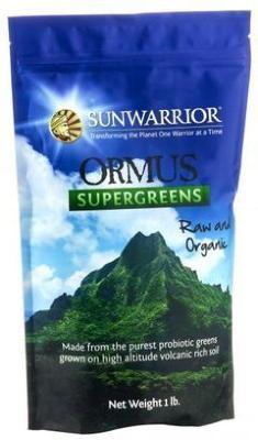 Sunwarrior Ormus