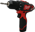 Milwaukee M12 BDD-202C (2x2,0Ah)