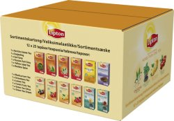 Lipton Assortert 300stk