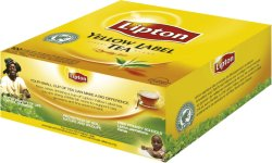 Lipton Gul Label