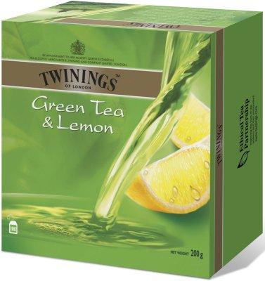 Twinings Grønn Te 100stk