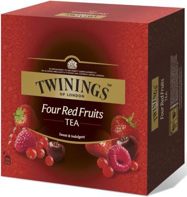 Twinings Fire Røde Frukter