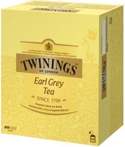 Twinings Earl Grey 100stk