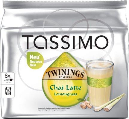 Twinings Chai Latte Lemongrass