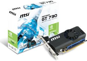 MSI GeForce GT 730 1GB
