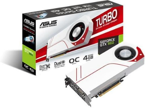 Asus GeForce GTX 960 4GB Turbo