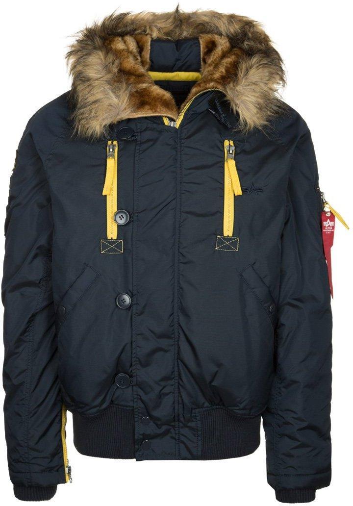 685249f6 Best pris på Alpha Industries Vinterjakke (Herre) - Se priser før kjøp i  Prisguiden