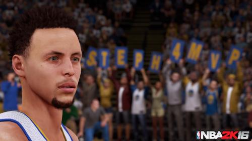 NBA 2K16 til PlayStation 3