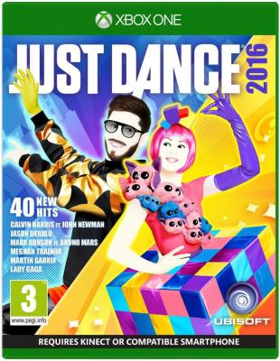 Just Dance 2016 til Xbox One