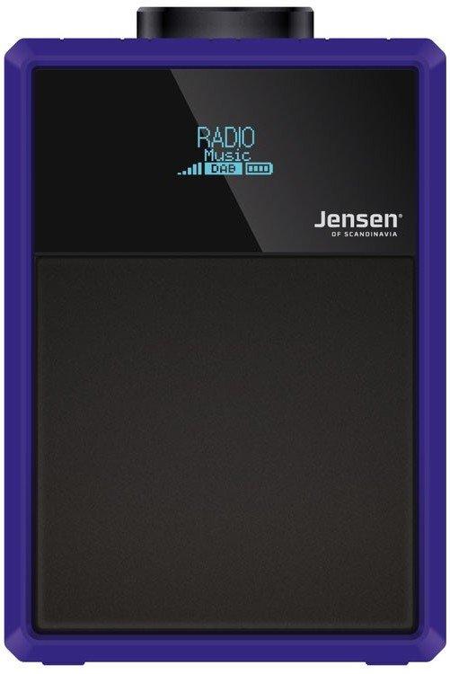 Jensen Scandinavia Buddy (Blå)   Radio Musikk
