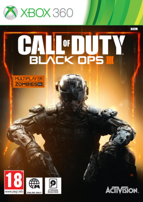 Call of Duty: Black Ops III til Xbox 360