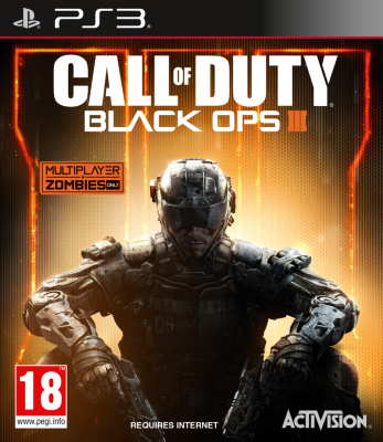 Call of Duty: Black Ops III til PlayStation 3