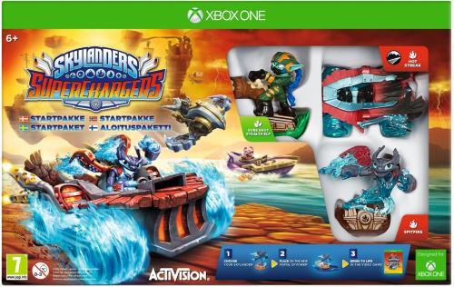 Skylanders SuperChargers til Xbox One
