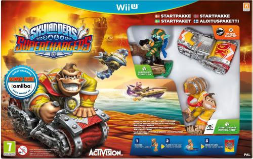 Skylanders SuperChargers til Wii U