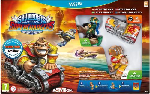 Skylanders SuperChargers til Wii