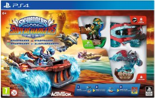 Skylanders SuperChargers til Playstation 4
