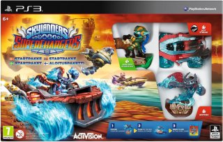 Skylanders SuperChargers til PlayStation 3