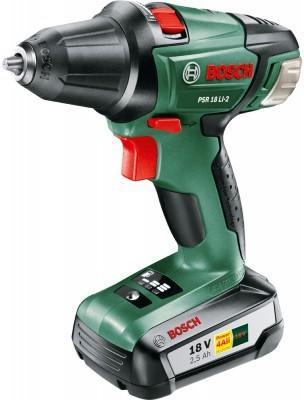 Bosch PSR 18 LI-2 (2x2,0Ah)