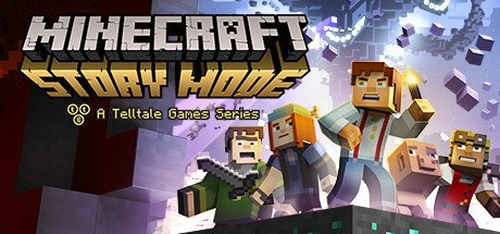 Minecraft: Story Mode til iPad