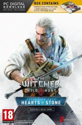 CD Projekt The Witcher 3: Wild Hunt - Hearts of Stone