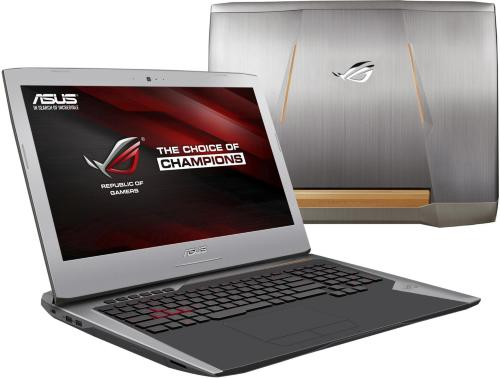 Asus ROG G752VY-GC134T