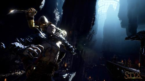 Styx: Shards of Darkness til Playstation 4