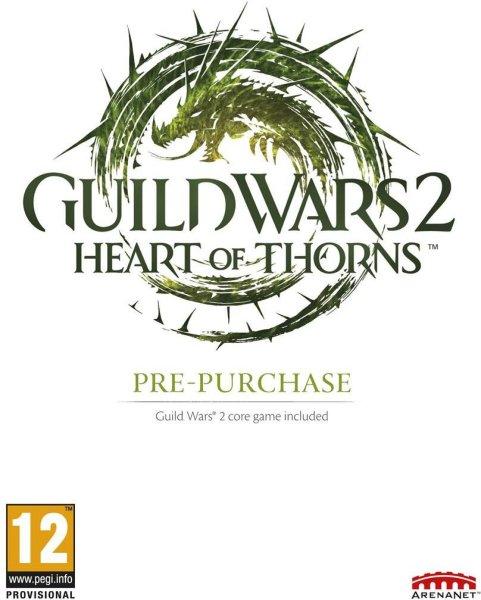 Guild Wars 2: Heart of Thorns til PC