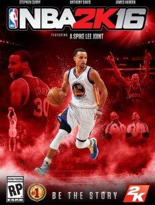 NBA 2K16 til PC