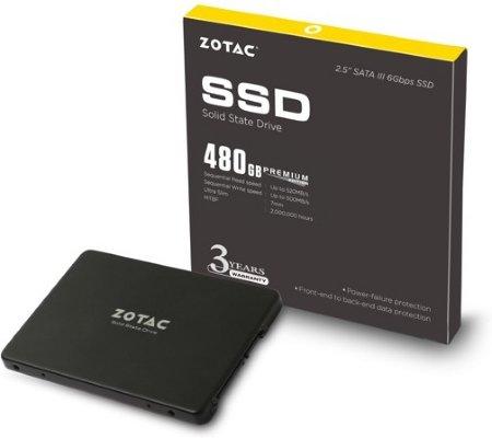 Zotac Premium Edition 480GB