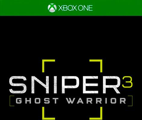 Sniper: Ghost Warrior 3 til Xbox One