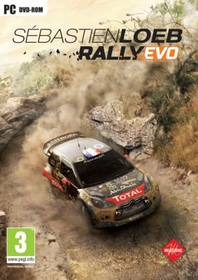 Sébastien Loeb Rally Evo til PC