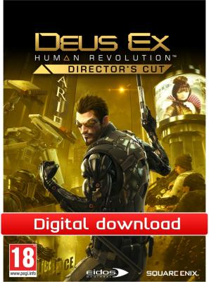 Deus Ex: Human Revolution Director's Cut til PC