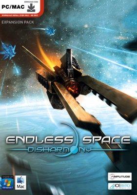 Endless Space: Disharmony til PC
