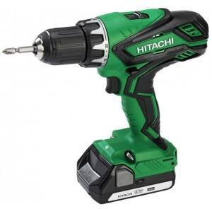 Hitachi DS 18DJL (2x2,5Ah)
