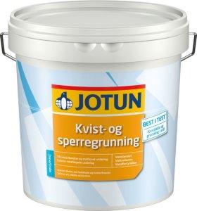 Jotun kvist- og sperregrunning (2,7 liter)