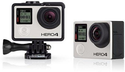 GoPro Hero4 Black (Music Edition)